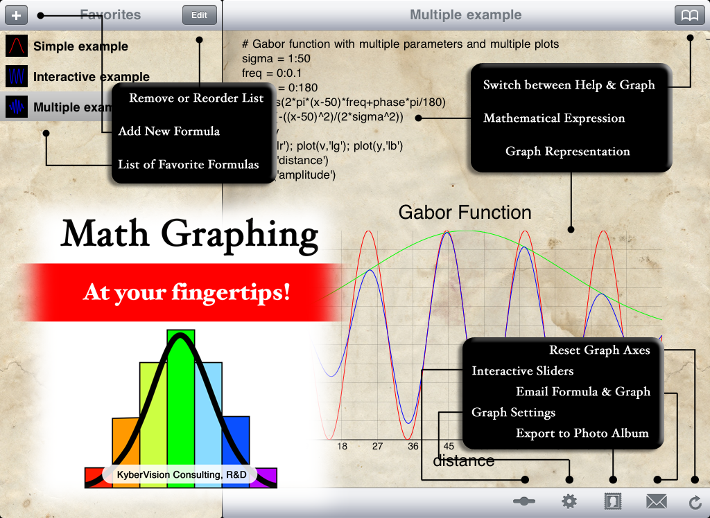 Math Graphing XL